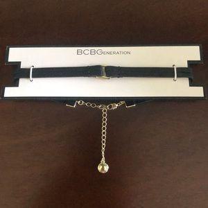 BCBGeneration Choker Necklace